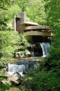 Fallingwater (Kaufmann Residence) by Frank Lloyd Wright