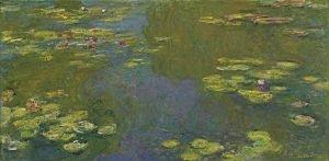 Le bassin aux nymphéas Claude Monet