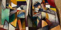 Paysage Cubiste by Albert Gleizes