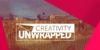 Crearivity unwrapped title screen