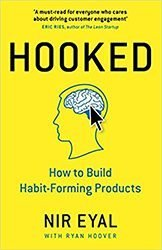 Hooked book by Nir Eyal