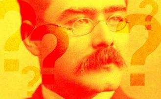 Rudyard Kipling questions
