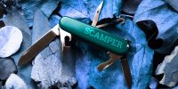 swiss army knife SCAMPER